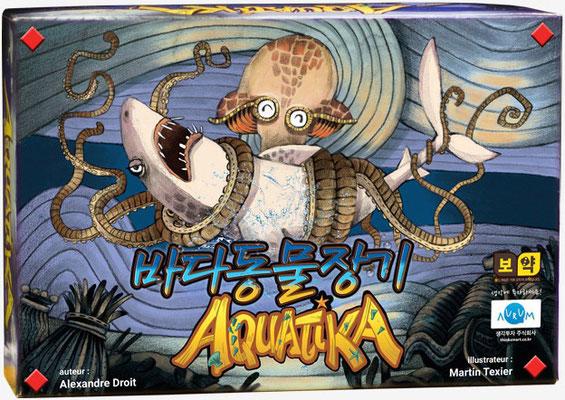 Boîte de la version coréenne.