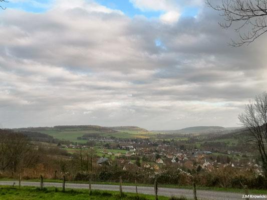 Paysage sur la vallée de la Béthune et St Jean-le-Cauf 👍😉.