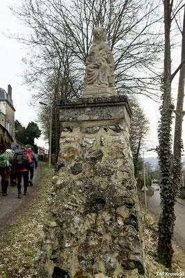 Calvaire à Hautot Sur Seine ✝👼.