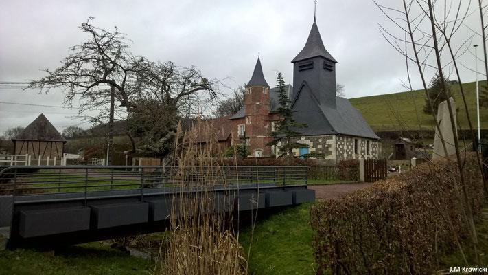 Héronchelles est un petit village français, situé dans le département de la Seine-Maritime et la région de Normandie. Ses habitants sont appelés les Héronchellois et les Héronchelloises. La commune s'étend sur 6,7 km² et compte 134 habitants.