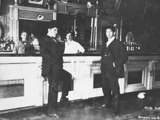 Red Feather Saloon 1897