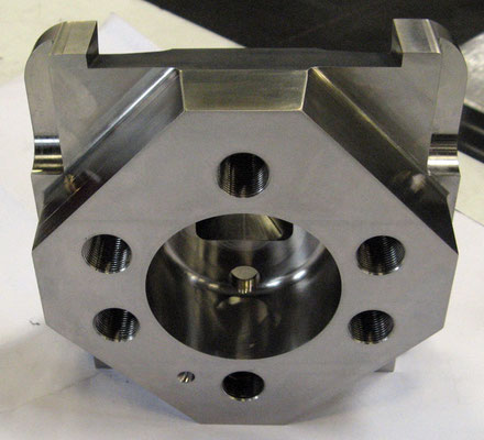 Forged Iconel 625 part