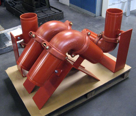 Piping assembly