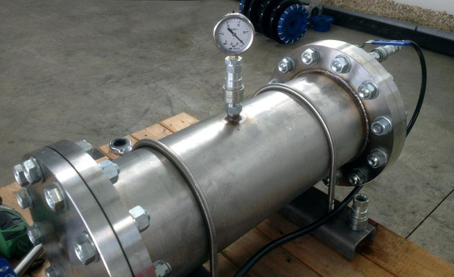 Stainless steel's piping