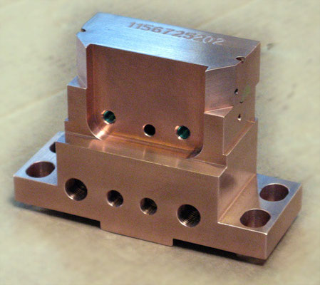Copper part CRM16
