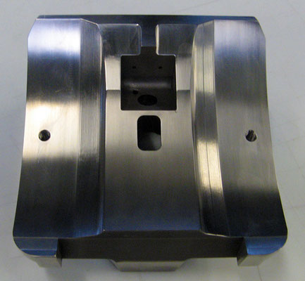 Forged Iconel 718 part