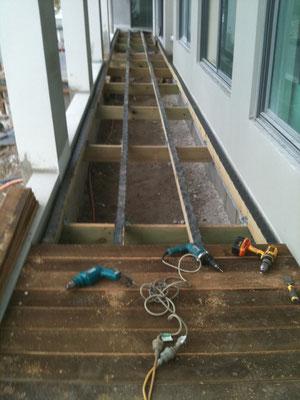 New Decking Installation