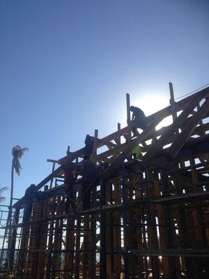 Six Senses, Fiji - Resort Construction