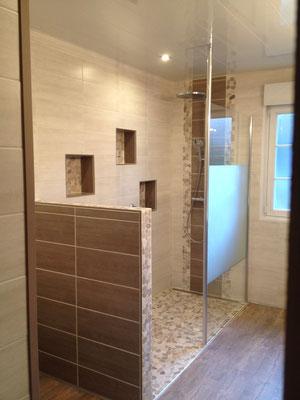 Réalisations - Concepteur d\'espaces bains