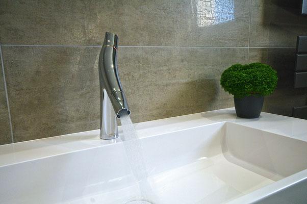 meuble crono burgbad axor starck organic salle de bains RG intérieur metz