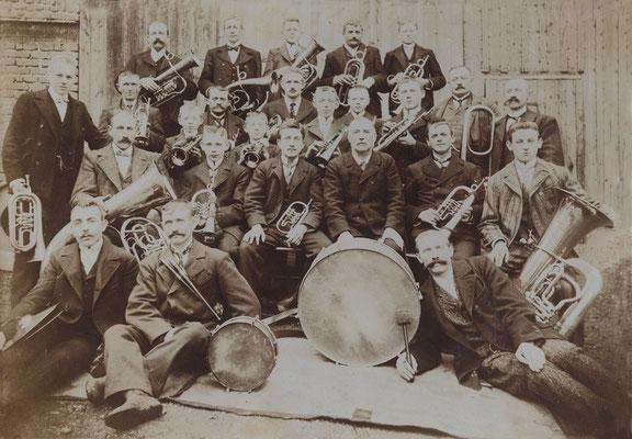 Gründungsfoto 1906