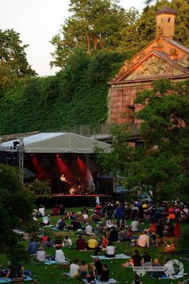 Hundreds @Kulturpicknick Würzburg