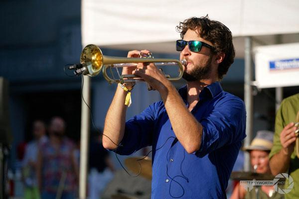 Molotov Brass Orkestar