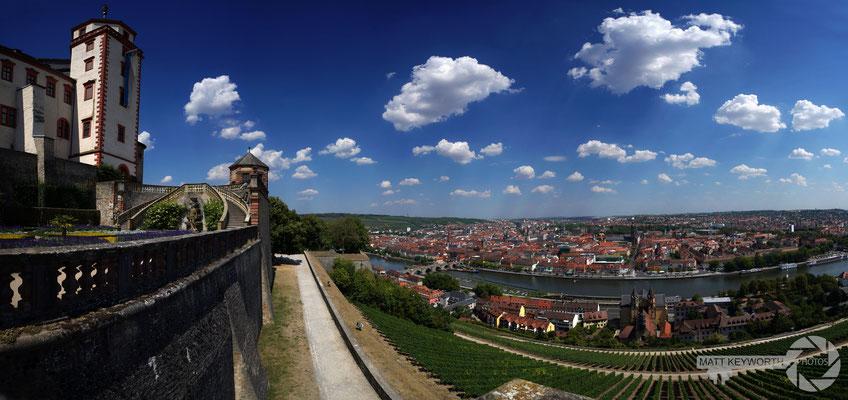Festungsaussicht