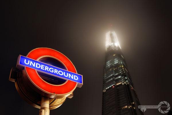 Underground Shard