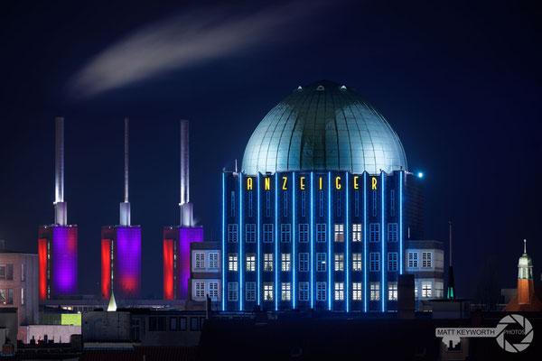 Anzeige Hochhaus (Hannover)