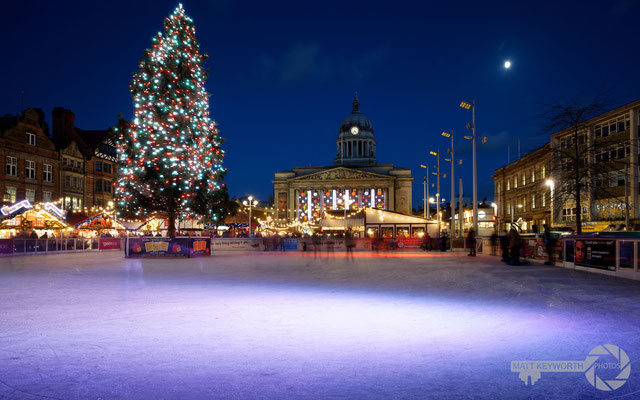 Nottingham on Ice