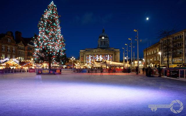 Nottingham on Ice