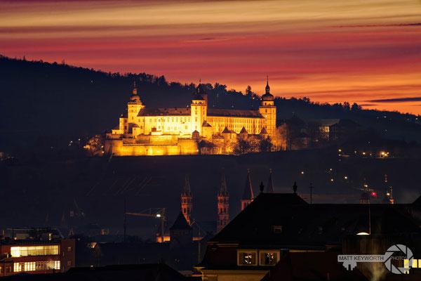 Fortress Sunset