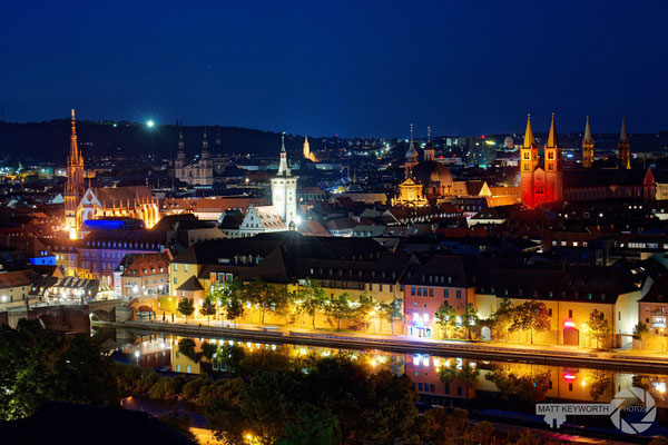 Night of Light 2020, Würzburg