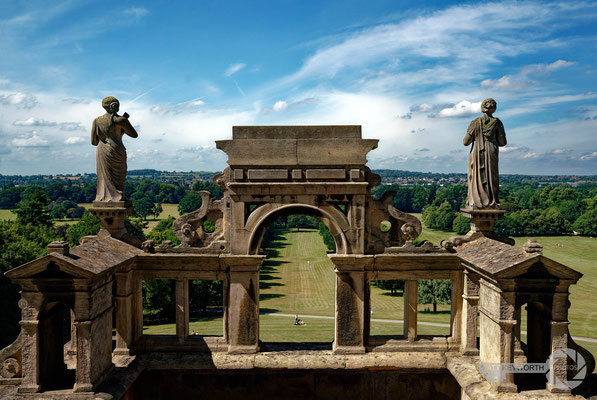 Wollaton Rooftop