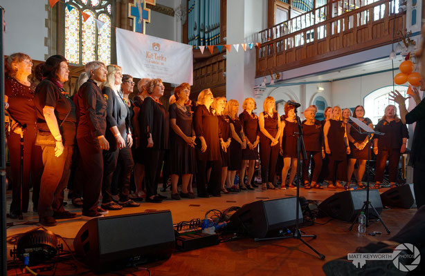 We Bop Choir