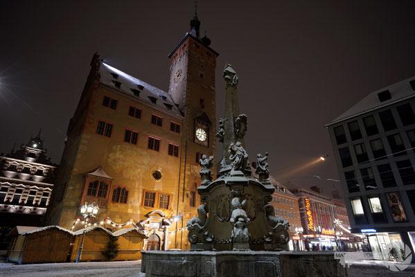 Würzburger Rathaus