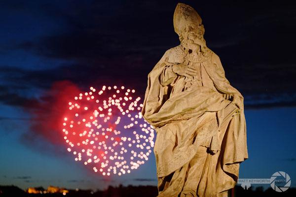 Kiliani Feuerwerk