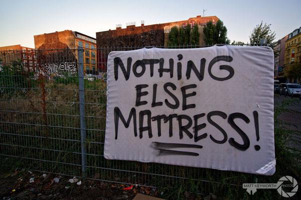 Nothing Else Mattress