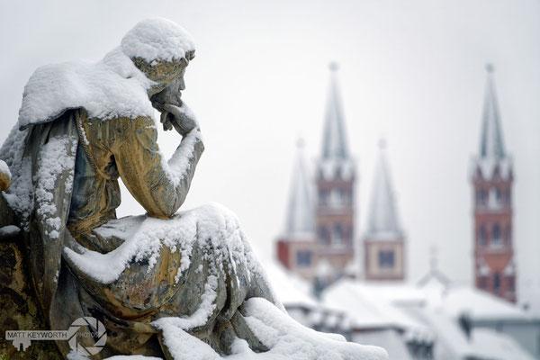 Winter in Würzburg