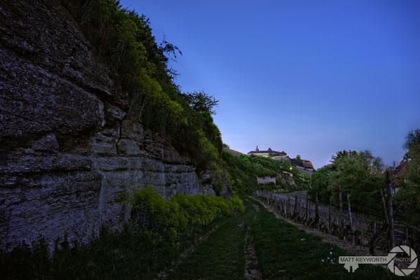 Hinter der Festung