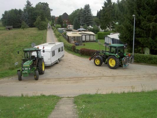 Auf der suche nach Campingplatz