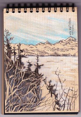 Nebelmeer von der Rigi mit Uri Rotstock