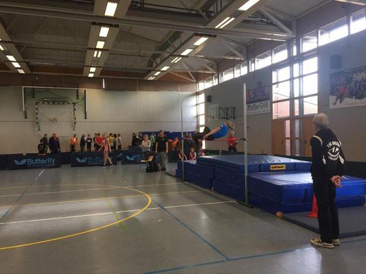 Sprung Lina 1,38 m