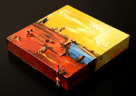 Tanorexie, Kunst für Fabry Museum