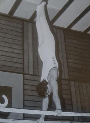 Turnen Abendunterhaltung in Schmie, Oliver Müller, 1990