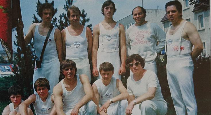 Turnfest Heidenheim, 1977