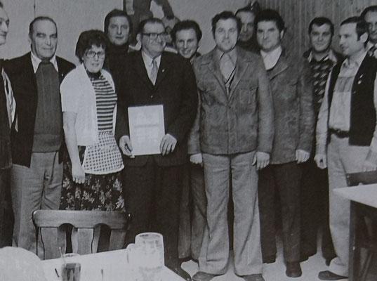 Generalversammlung, 1977