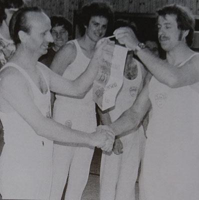 Turnvergleichskampf Knittlingen, 1977