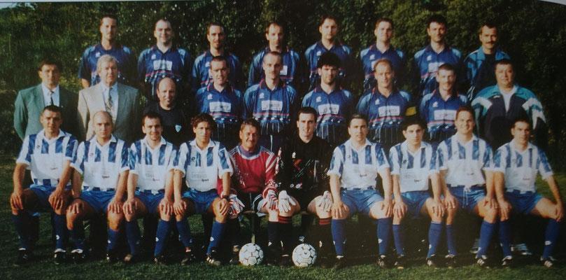 Meisterschaft Kreisklasse B5, Staffel 3, 1998