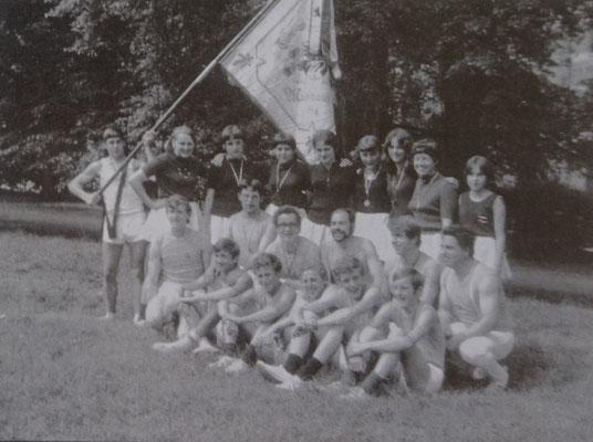 Landesturnfest Ludwigsburg, 1970