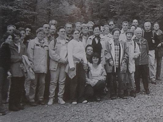 1. Mai Wanderung Ziel Gündelbach, 2002