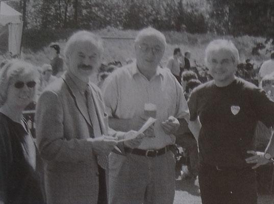 Gauwanderung, 2002