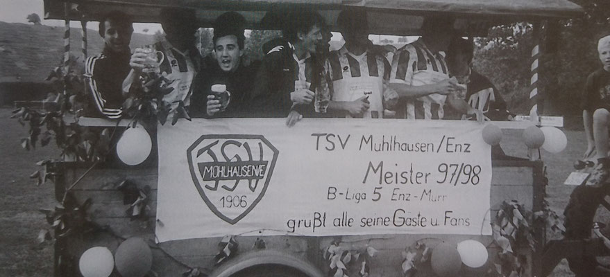 Meisterfeier, 1998
