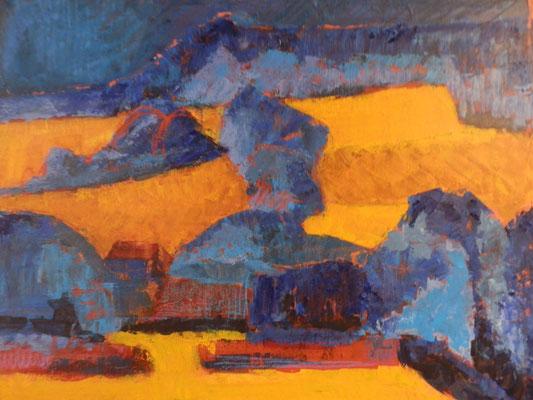 paysage en morvan