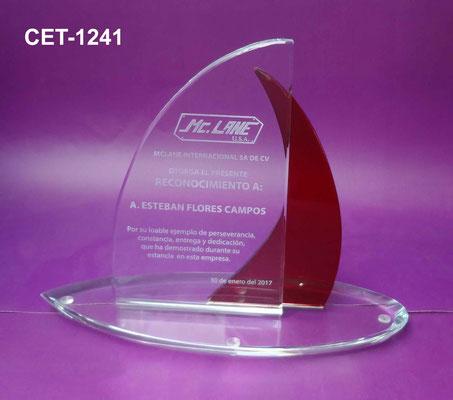 Reconocimiento CET 1241