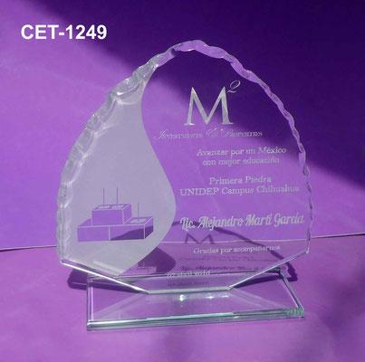 Reconocimiento CET 1249