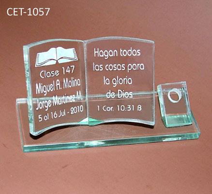 Reconocimiento CET 1057