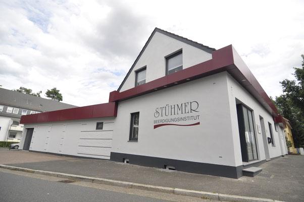 Institut Rönnebeck Beerdigungsinstitut Stühmer GmbH & Co. KG Bestattungdienste Bremen-Nord www.lexikon-bestattungen.de
