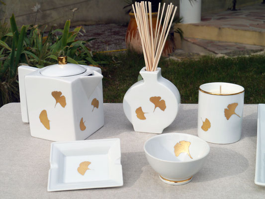 Collection Ginkgo